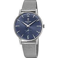 orologio solo tempo uomo Festina Extra Collection F20252/3