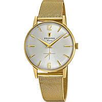 orologio solo tempo uomo Festina Extra Collection F20253/1