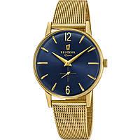 orologio solo tempo uomo Festina Extra Collection F20253/2