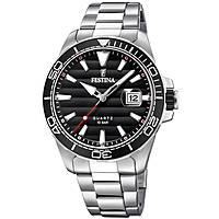 orologio solo tempo uomo Festina Prestige F20360/2