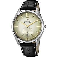 orologio solo tempo uomo Festina Retro F6857/1