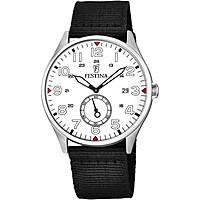 orologio solo tempo uomo Festina Retro F6859/2