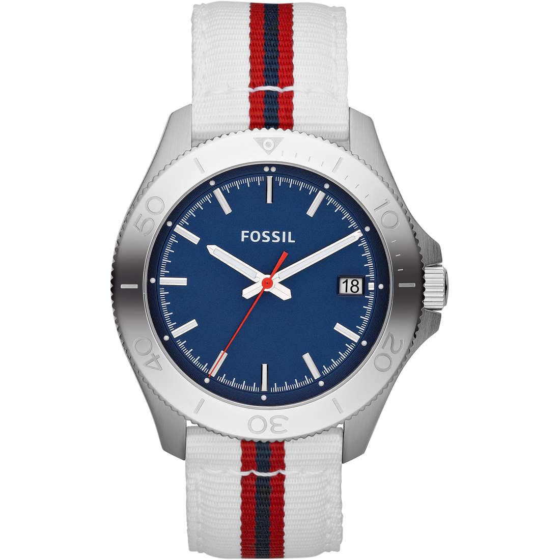 orologio solo tempo uomo Fossil AM4480