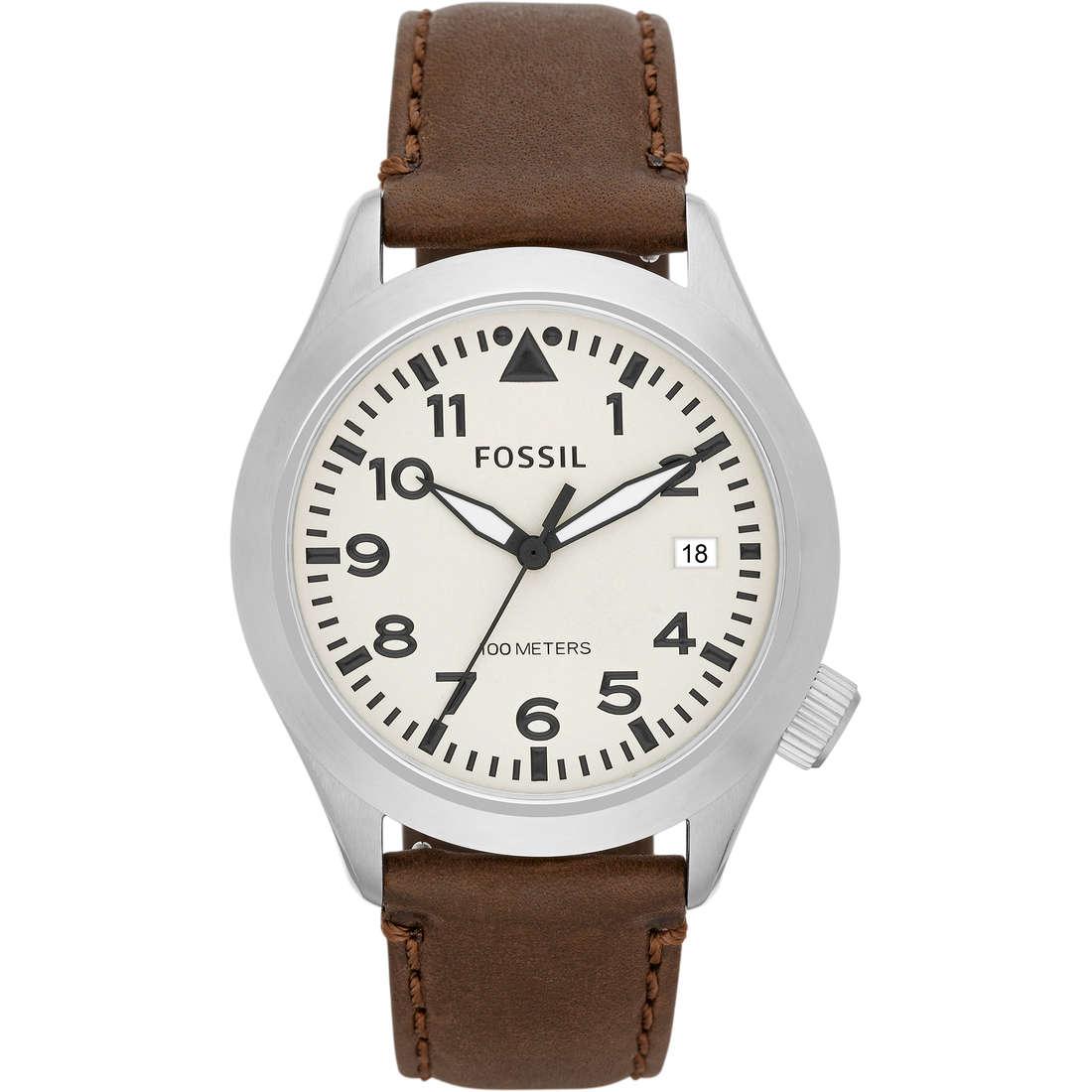 orologio solo tempo uomo Fossil AM4514