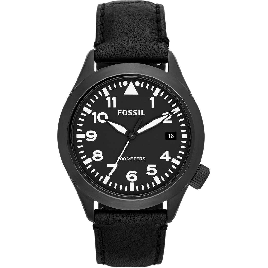 orologio solo tempo uomo Fossil AM4515