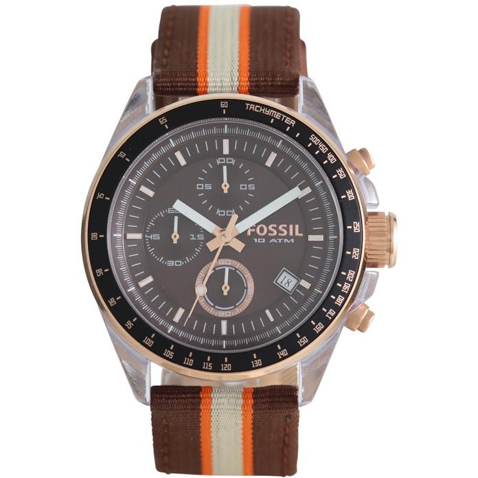 orologio solo tempo uomo Fossil CH2701