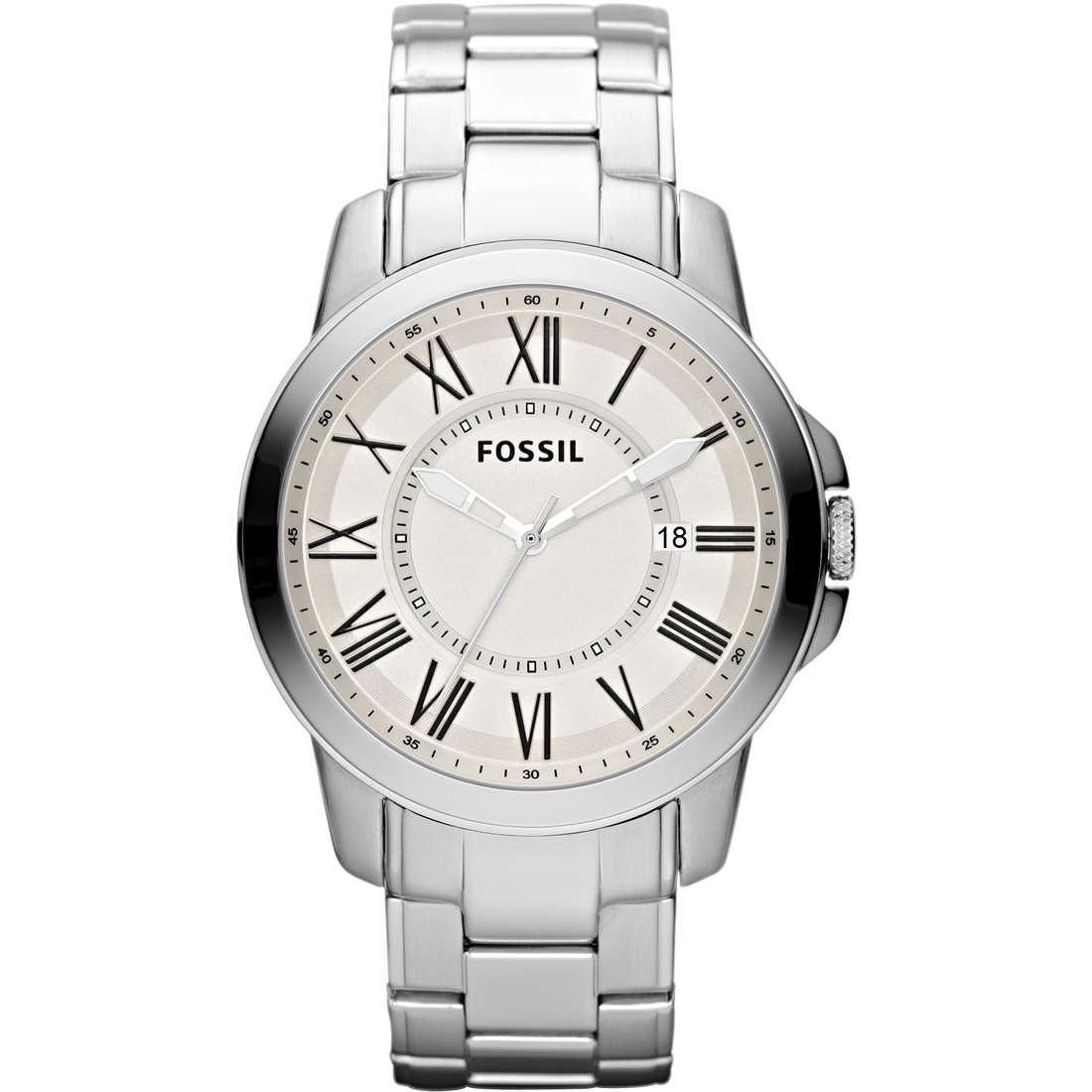 orologio solo tempo uomo Fossil FS4734