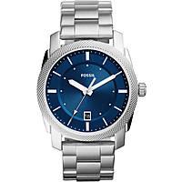 orologio solo tempo uomo Fossil Machine FS5340