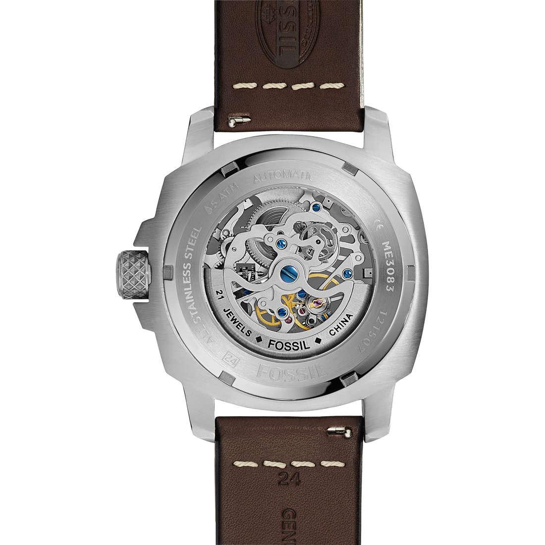 orologio solo tempo uomo Fossil Machine ME3083