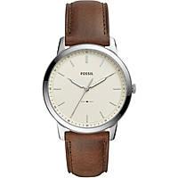 orologio solo tempo uomo Fossil Minimalist FS5439