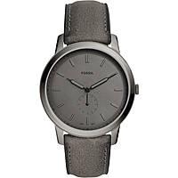 orologio solo tempo uomo Fossil Minimalist FS5445