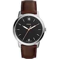 orologio solo tempo uomo Fossil Minimalist FS5464