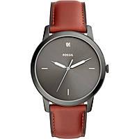 orologio solo tempo uomo Fossil Minimalist FS5479