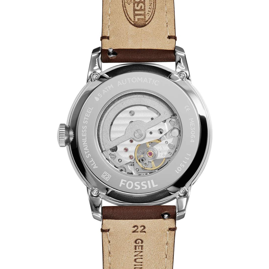 orologio solo tempo uomo Fossil Townsman ME3064
