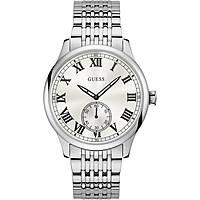 orologio solo tempo uomo Guess Cambridge W1078G1