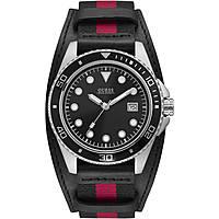 orologio solo tempo uomo Guess Crew W1051G1
