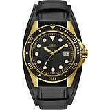 orologio solo tempo uomo Guess Crew W1051G3