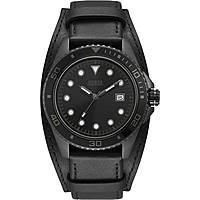 orologio solo tempo uomo Guess Crew W1051G4