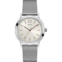 orologio solo tempo uomo Guess Exchange W0921G1