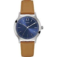 orologio solo tempo uomo Guess Exchange W0922G8