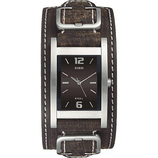 orologio solo tempo uomo Guess I70571G2