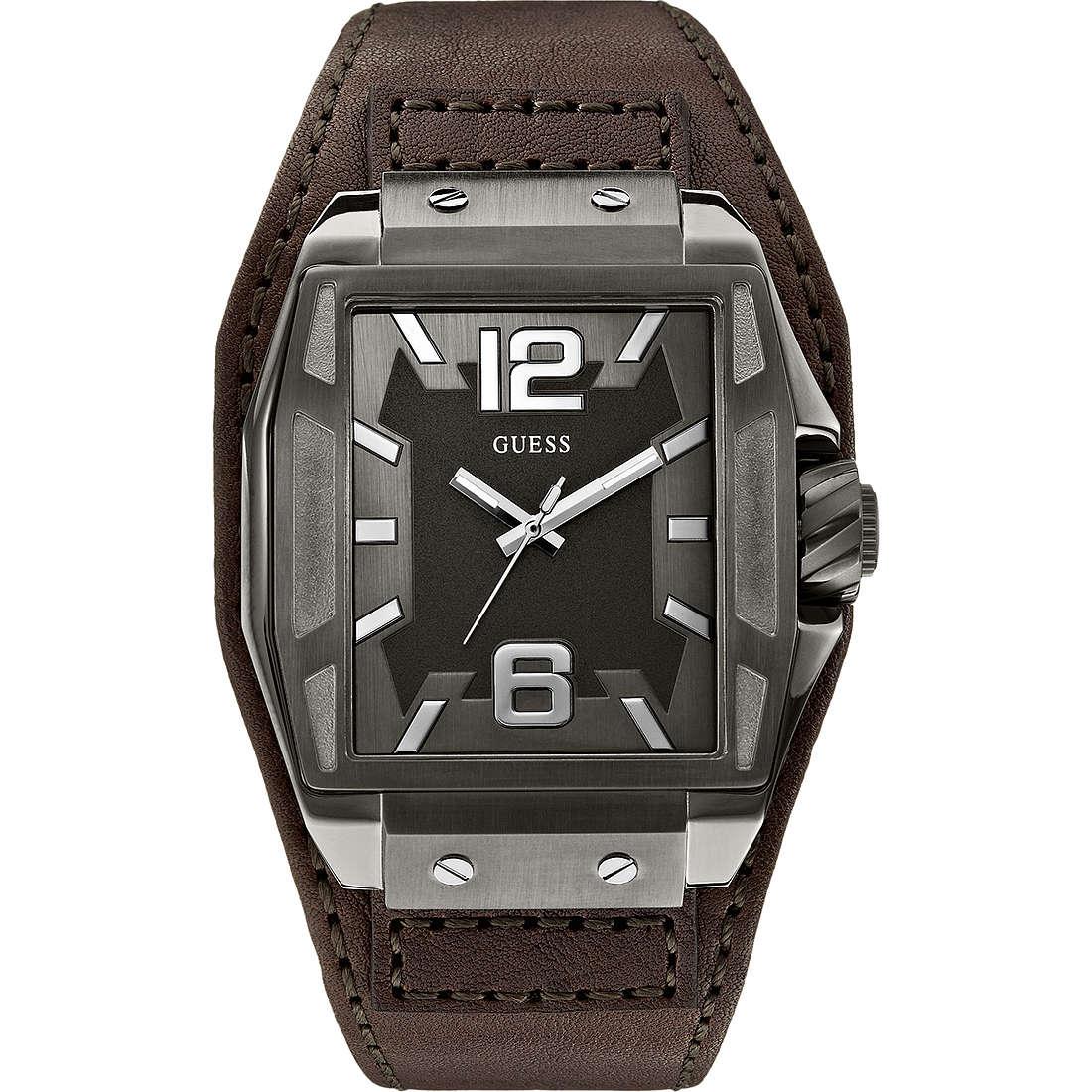 orologio solo tempo uomo Guess Settembre 2013 W0267G1