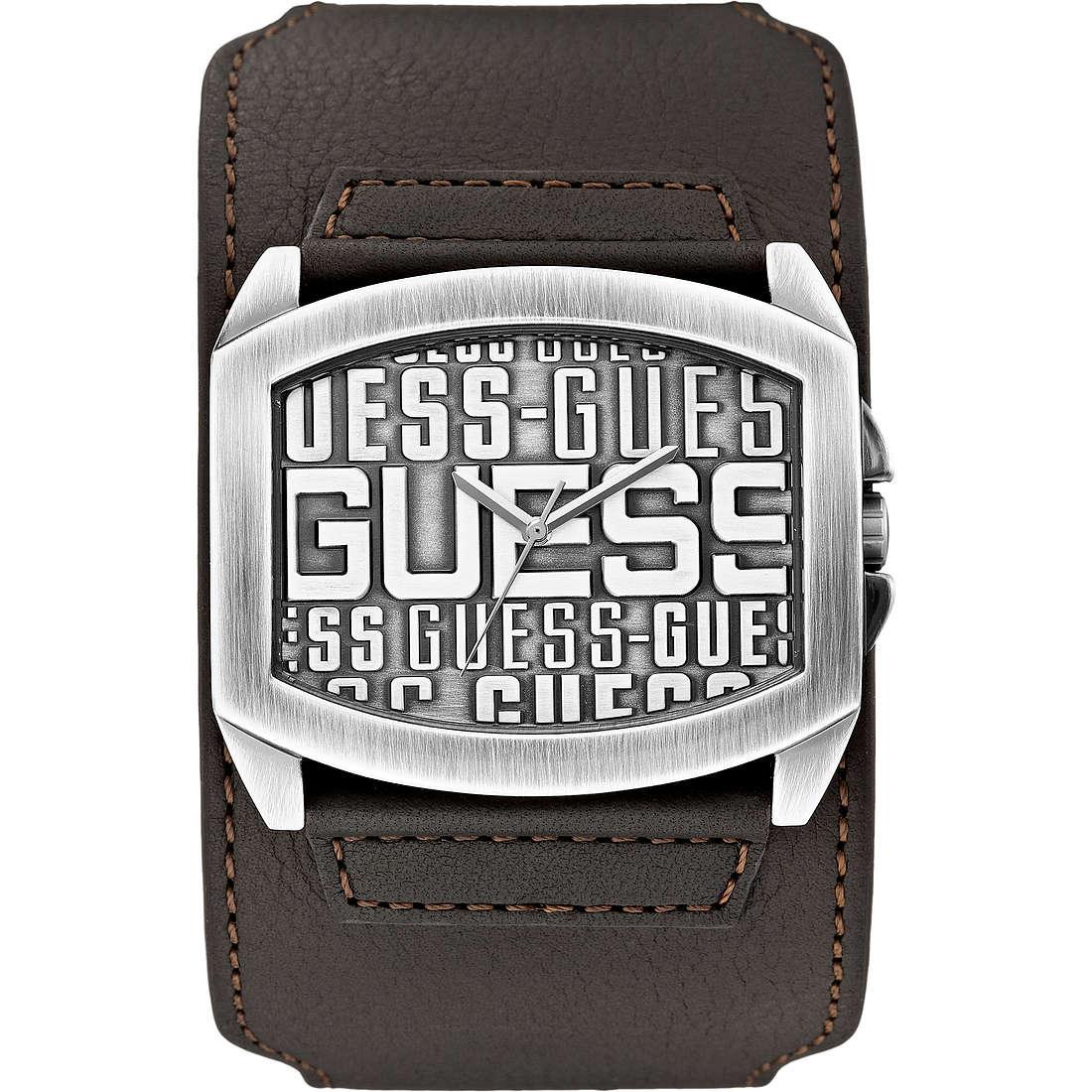 orologio solo tempo uomo Guess W0360G2