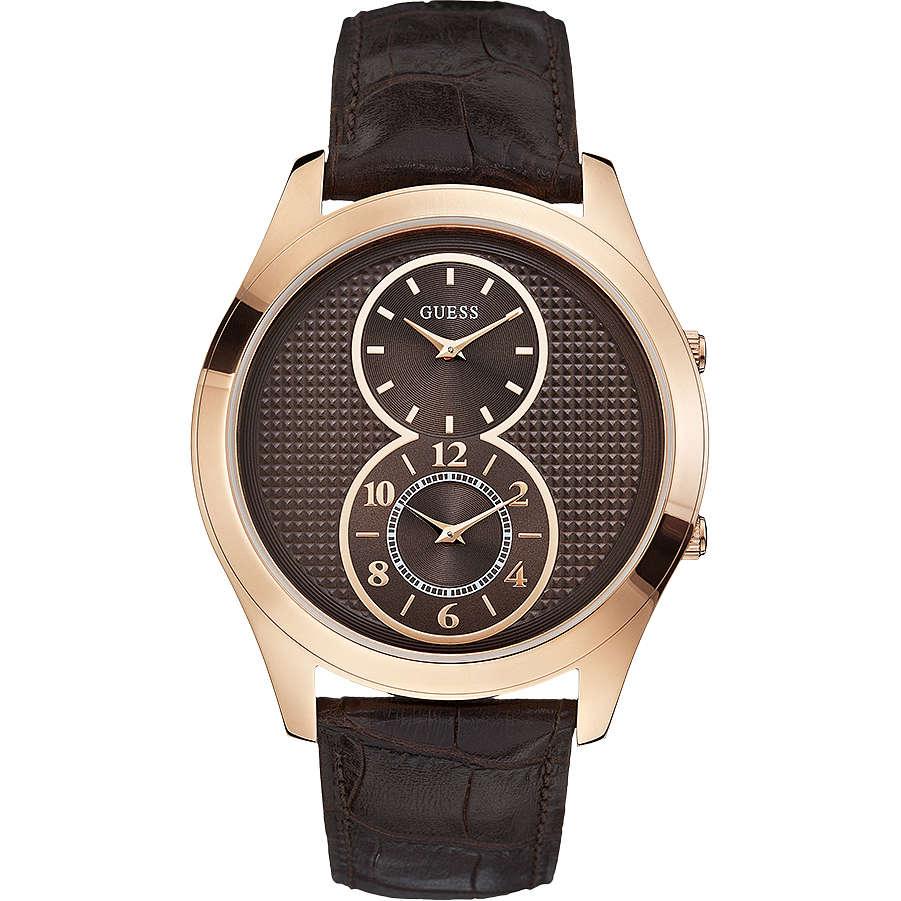 orologio solo tempo uomo Guess W0376G3