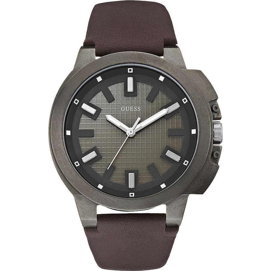 orologio solo tempo uomo Guess W0382G2