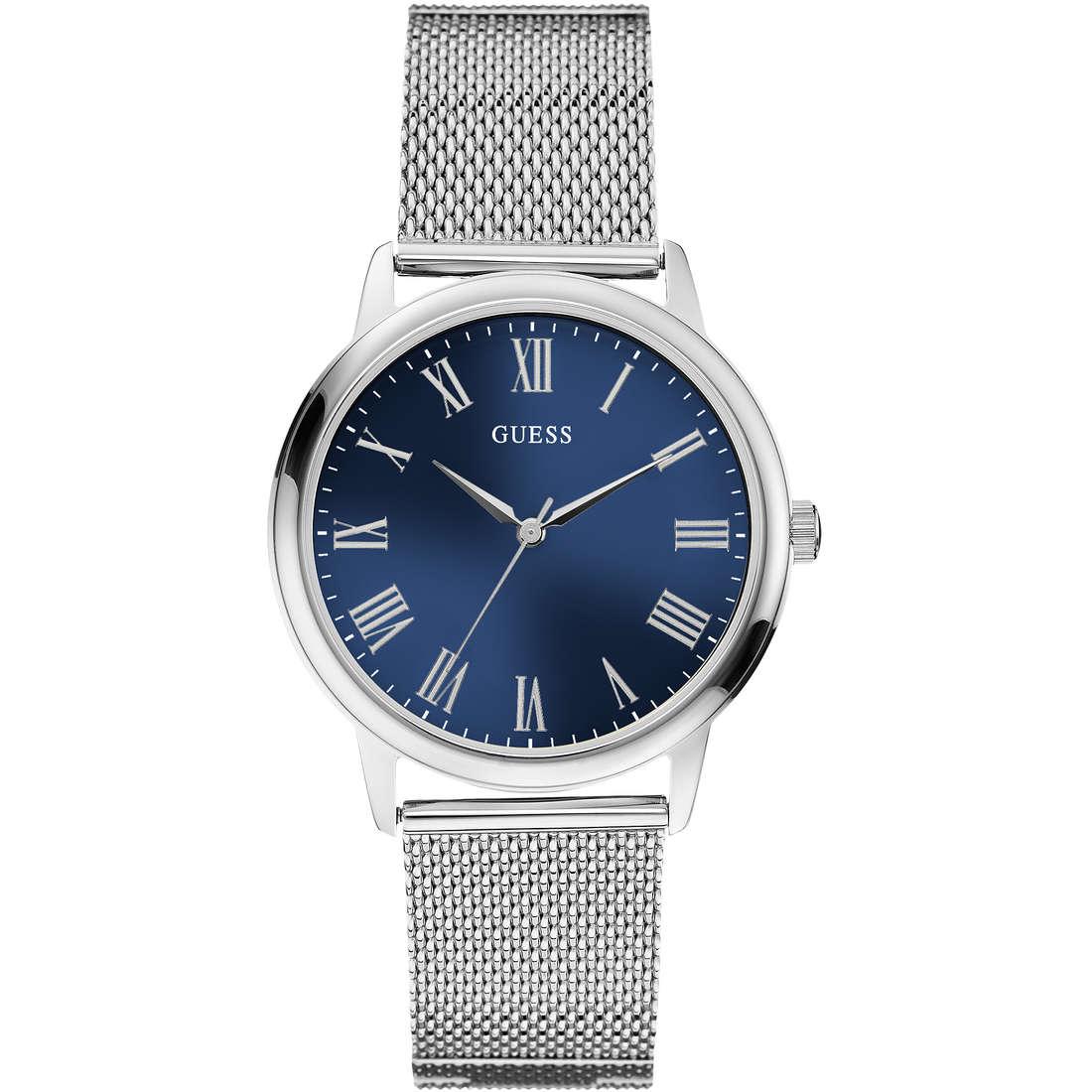 orologio solo tempo uomo Guess W0406G3