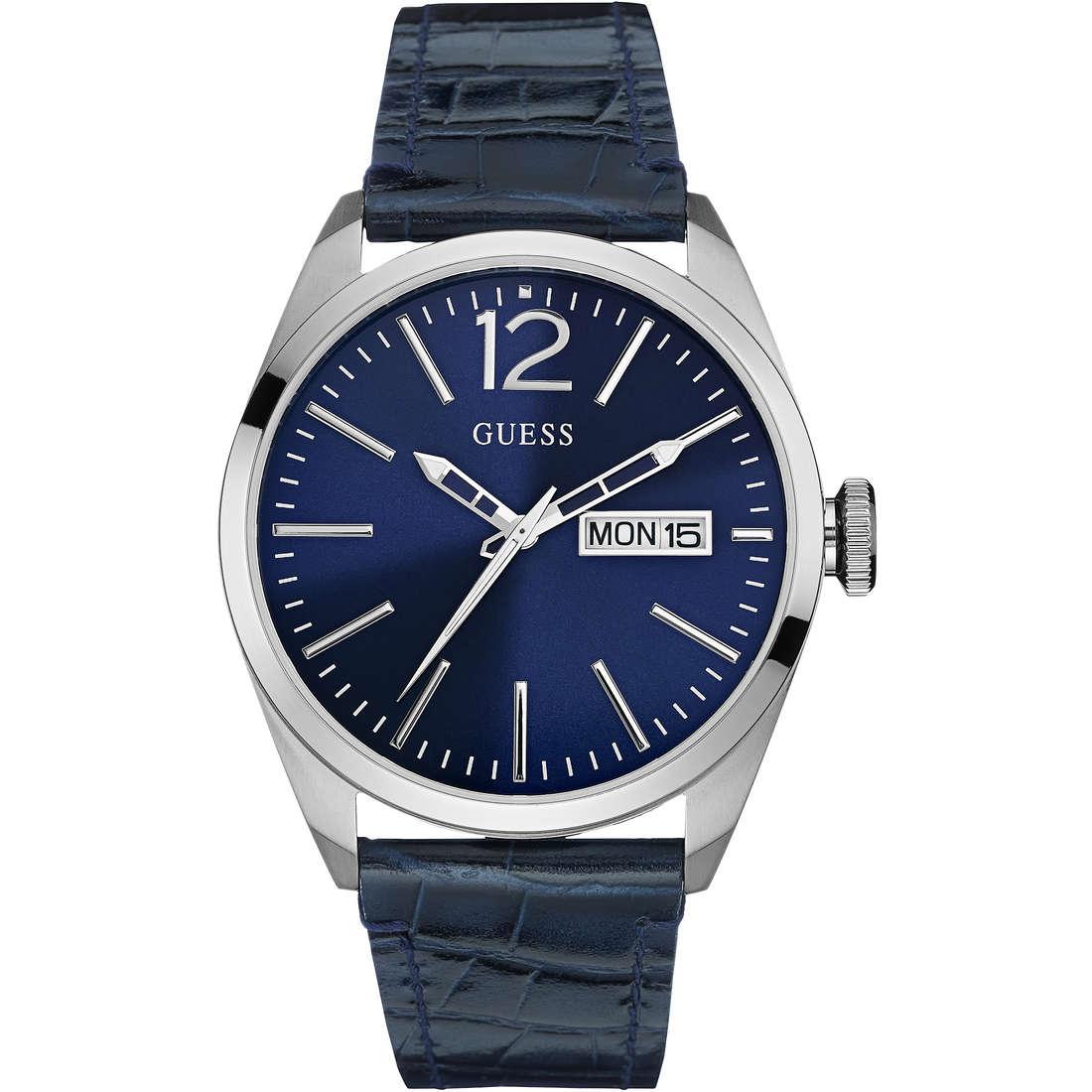 orologio solo tempo uomo Guess W0658G1