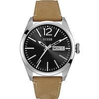 orologio solo tempo uomo Guess W0658G7