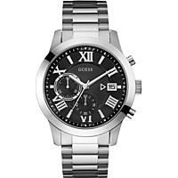 orologio solo tempo uomo Guess W0668G3