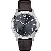 orologio solo tempo uomo Guess W0792G5