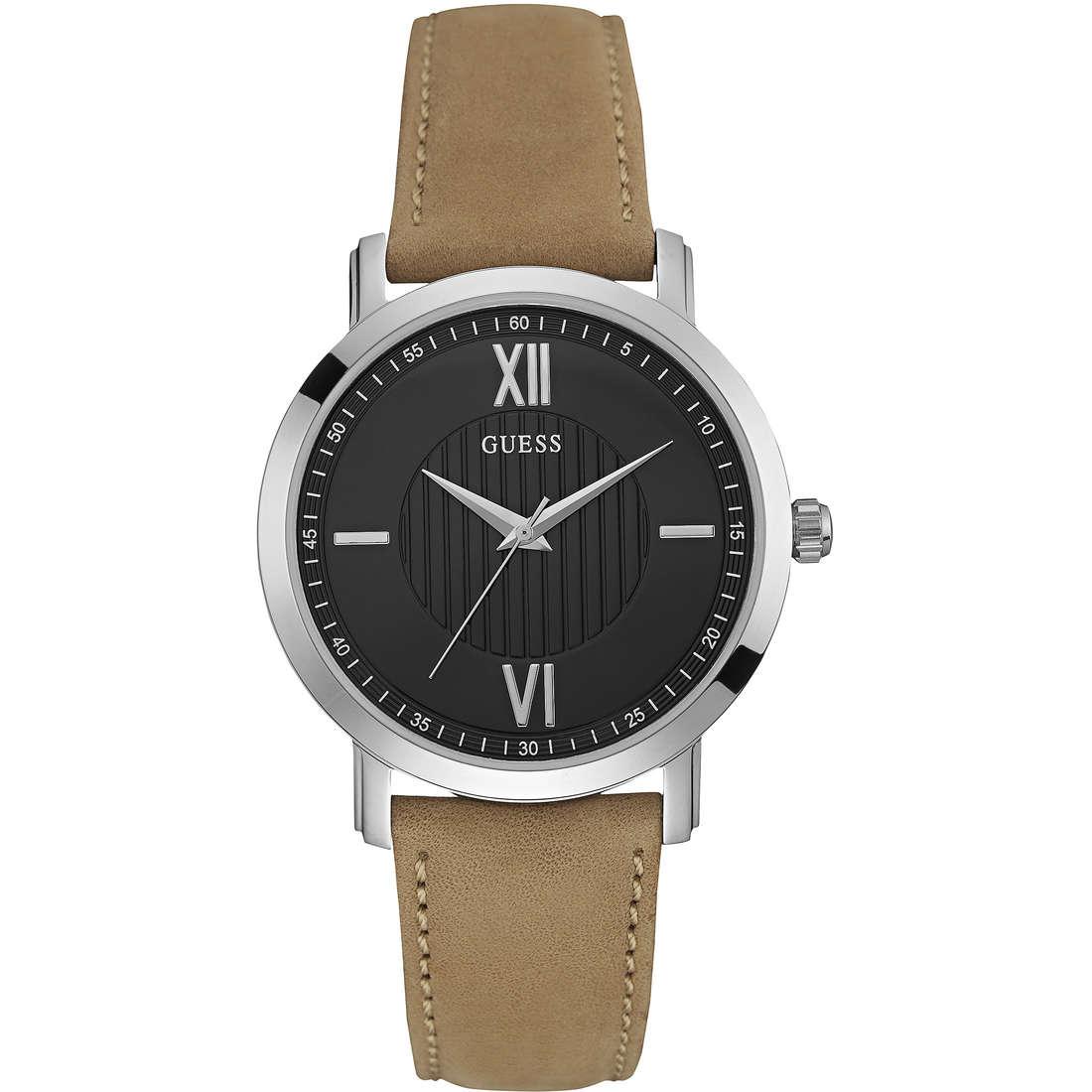orologio solo tempo uomo Guess W0793G1