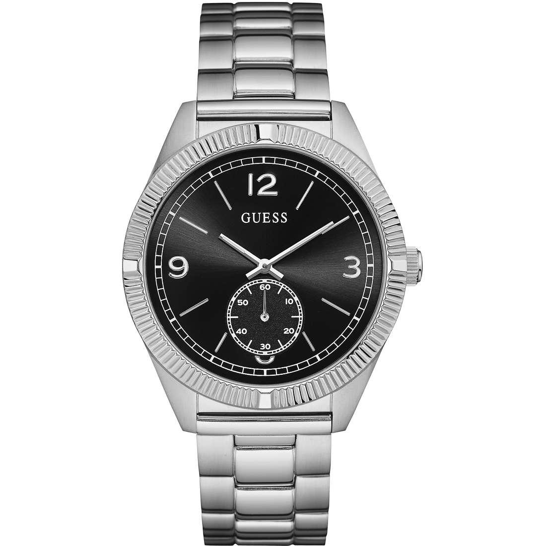 orologio solo tempo uomo Guess W0872G1