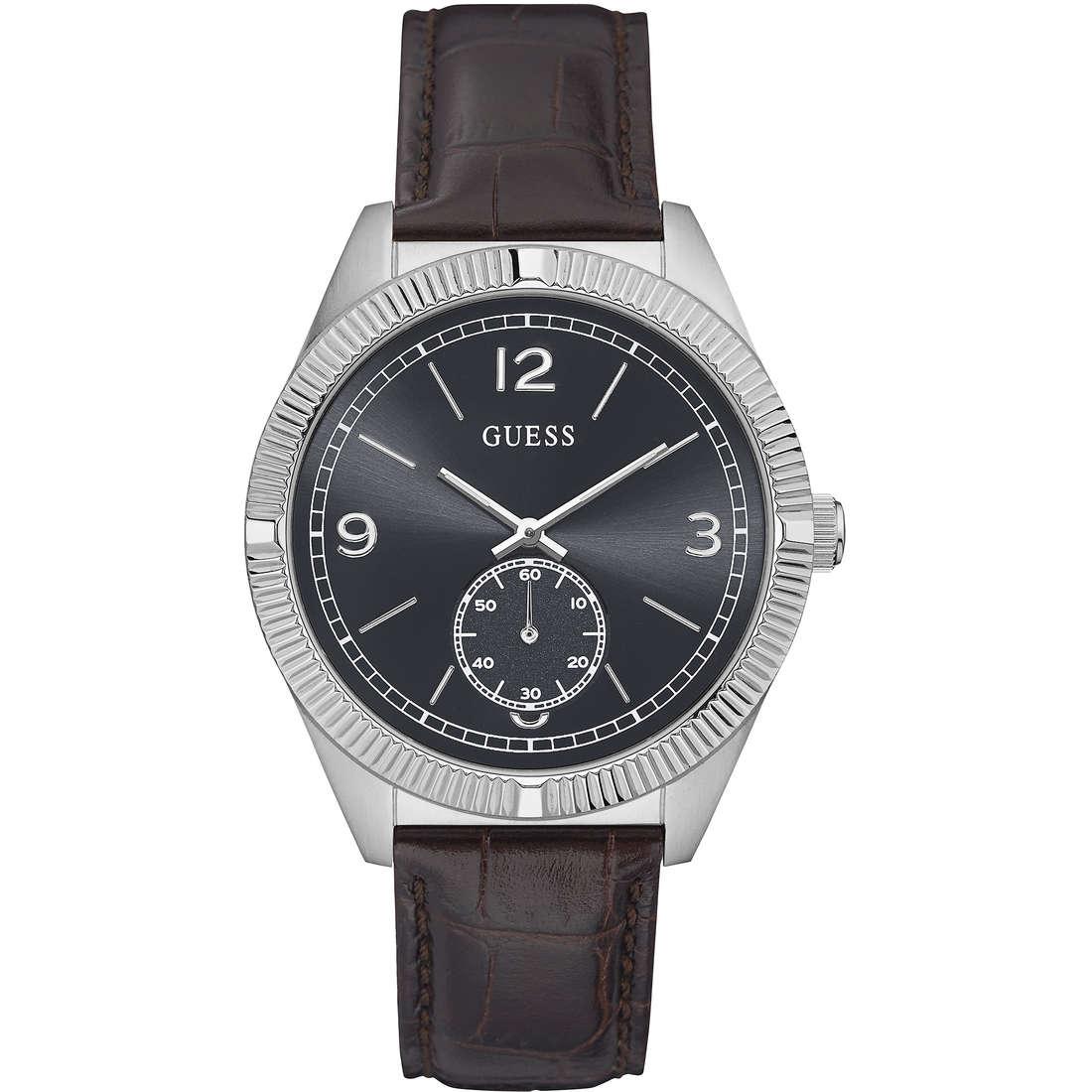 orologio solo tempo uomo Guess W0873G1