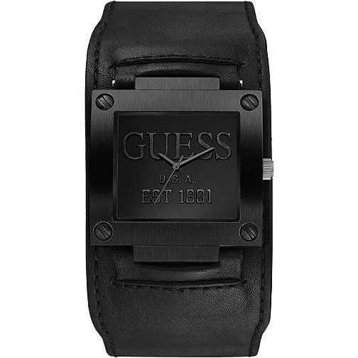 orologio solo tempo uomo Guess W10265G1
