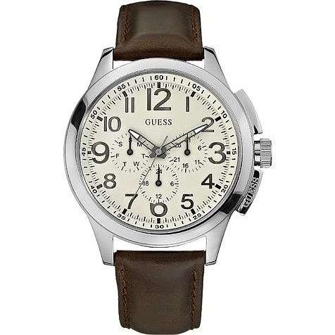 orologio solo tempo uomo Guess W10562G1