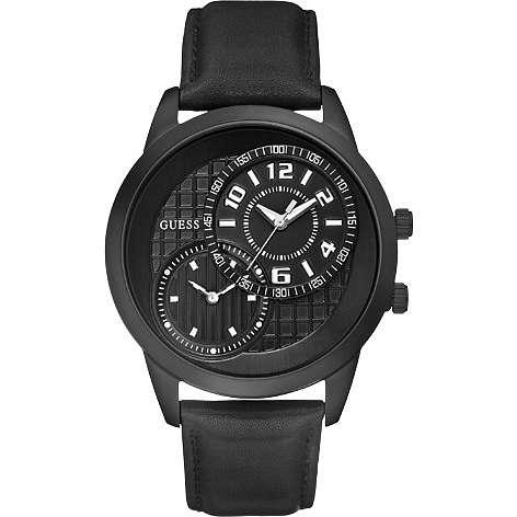 orologio solo tempo uomo Guess W11174G1