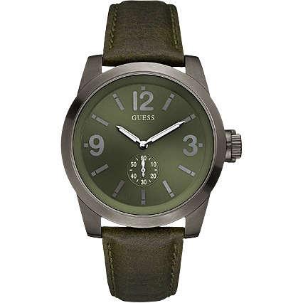 orologio solo tempo uomo Guess W12108G1