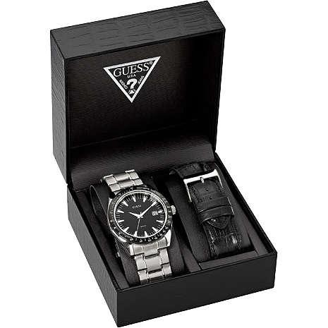 orologio solo tempo uomo Guess W13093G1