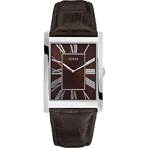 orologio solo tempo uomo Guess W65016G2