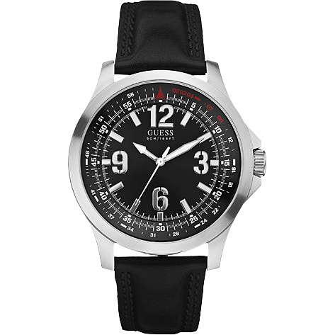 orologio solo tempo uomo Guess W65017G1