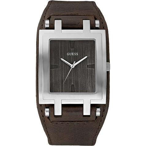 orologio solo tempo uomo Guess W75039G2