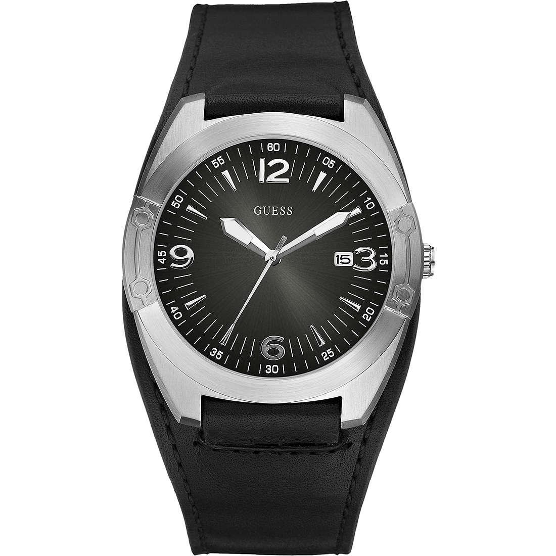 orologio solo tempo uomo Guess W75052G1
