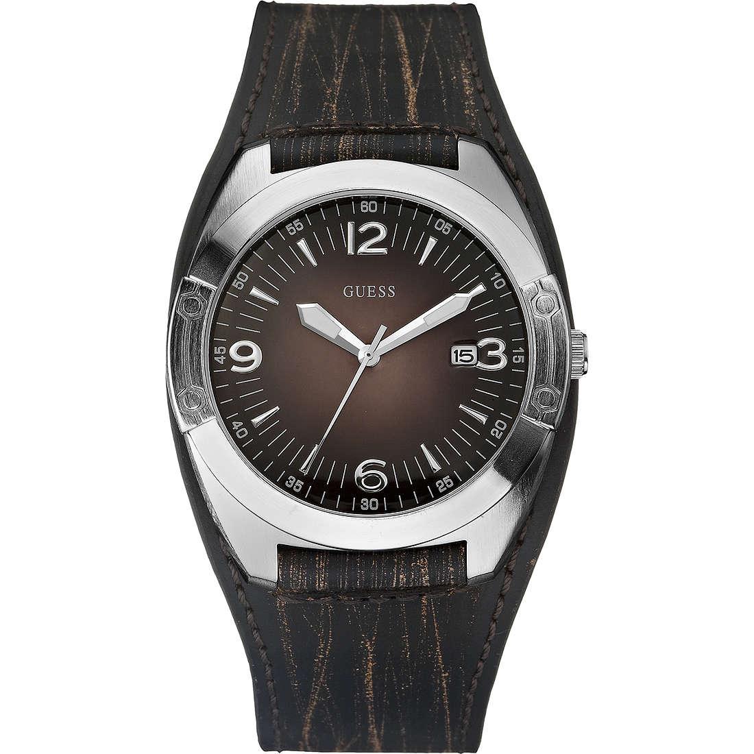 orologio solo tempo uomo Guess W75052G2