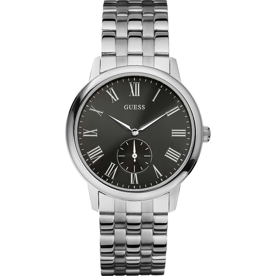 orologio solo tempo uomo Guess W80046G1