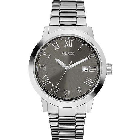 orologio solo tempo uomo Guess W85078G1