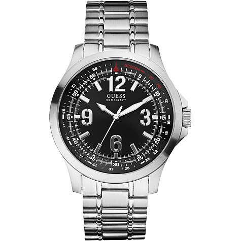 orologio solo tempo uomo Guess W85106G1